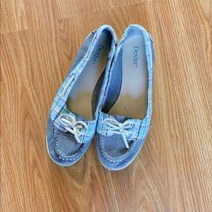 Women's flats - boat shoes